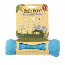 BECO Kość zabawka dla psa w niebieskim kolorze