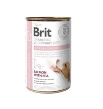 BRIT Grain Free Veterinary Diet Hypoallergenic 400g - mokra karma dla psa