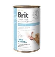 BRIT Grain Free Veterinary Diet Obesity 400g - mokra karma dla psa