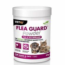 VetIQ Flea Guard® - preparat na pchły i kleszcze 60g