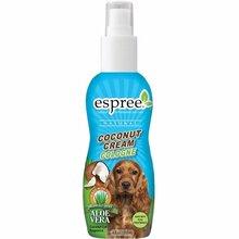 Espree Coconut Cream Cologne - odżywka i odświeżacz szaty o pięknym zapachu kokosa, 118 ml