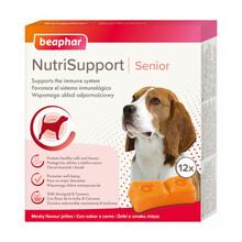 BEAPHAR NutriSupport Senior - żelki wspomagające system odpornościowy u psów powyżej 7 roku życia, 12szt