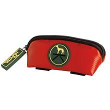 HUNTER Etui na woreczki dla psa Detroit, kolor czerwony