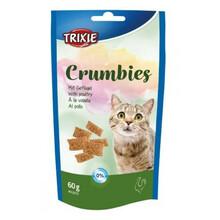 TRIXIE Przysmak Crumbies dla kota z drobiem 60 g