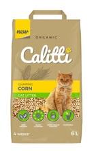 CALITTI CORN żwirek kukurydziany dla kota, 6l