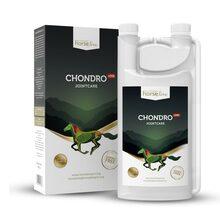 HORSELINE PRO Chondro+HA - specjalistyczny preparat wspomagający uzupełnienie naturalnych zasobów mazi stawowej, 2 x 1000ml