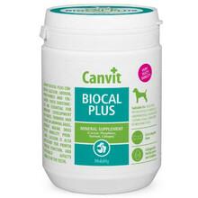 CANVIT BIOCAL PLUS FOR DOGS - Zestaw minerałów dla rozwoju kości, ścięgien i stawów