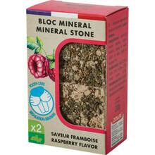 ZOLUX EDEN Kostki mineralne dla gryzoni z maliną 2 x 100g