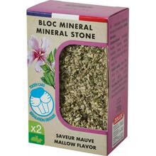 ZOLUX EDEN Kostki mineralne dla gryzoni z malwą 2 x 100g