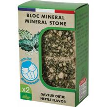 ZOLUX EDEN Kostki mineralne dla gryzoni z pokrzywą 2 x 100g
