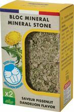 ZOLUX EDEN Kostki mineralne dla gryzoni z mniszkiem lekarskim 2 x 100g