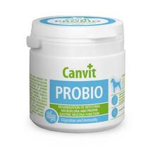 CANVIT PROBIO FOR DOGS - regeneracja mikroflory jelitowej i prawidłowe funkcjonowanie błony śluzowej żołądka, 100g
