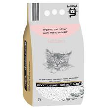 BAZYL SELECT AG+ KITTEN - Organiczny żwirek dla młodych kotów 7L