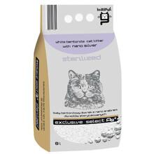 BAZYL SELECT AG+ Sterilized - Drobny żwirek dla kotów sterylizowanych 8L