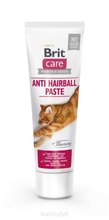 BRIT CARE Cat Paste Anti Hairbal z tauryna pasta dla kota 100g