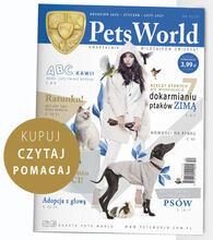 Pets World Kwartalnik Miłośników Zwierząt 02/20