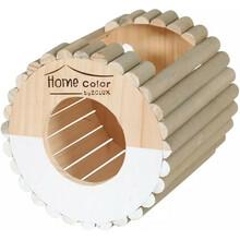 ZOLUX Domek drewniany Okrąglak Home Color z bali