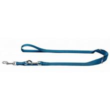 HUNTER Smycz przepinana dla psa w kolorze jasnoniebieska