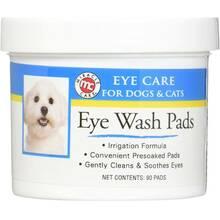 Miracle Care Eye Wash Pads - waciki, płatki do przemywania i higieny oczu psów i kotów, 90 sztuk