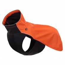 RUKKA LUCKY kurtka przeciwdeszczowa, pomarańczowa