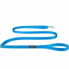 Amiplay - smycz regulowana dla psa, seria Basic Easy Fix, kolor niebieski
