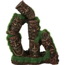 ZOLUX KIPOUSS Totem 3 Kolumny - Dekoracja do akwarium z nasionami prawdziwych roślin wodnych