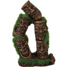 ZOLUX KIPOUSS Totem 2 Kolumny - Dekoracja do akwarium z nasionami prawdziwych roślin wodnych