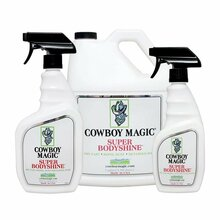 Cowboy Magic Super Bodyshine - odżywka z filtrem UV