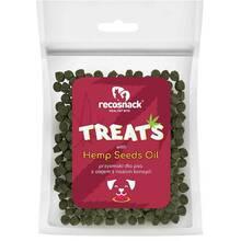 RecoSnack Hemp - przysmak dla psa z olejem z nasion konopi
