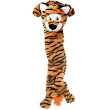 KONG Stretchezz Jumbo zabawka dla psa, tygrys
