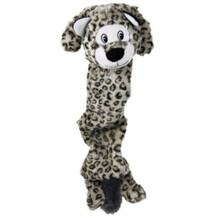 KONG Stretchezz Jumbo zabawka dla psa, leopard