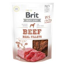 BRIT Jerky Snack-Beef and chicken Fillets - przysmak dla psa