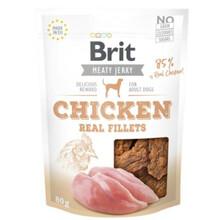 BRIT Jerky Snack- Chicken Fillets - przysmak dla psa