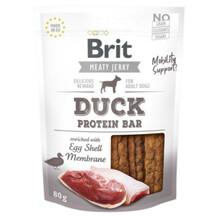 BRIT Jerky Snack– Duck Protein bar - przysmak dla psów 80g