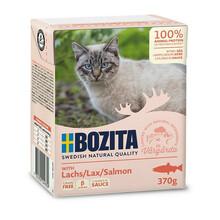 BOZITA Salmon- karma dla kota z łososiem w sosie 370g