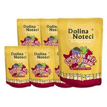 DOLINA NOTECI Superfood kurczak i wołowina 10 x 85g Pakiet mokra karma dla kota
