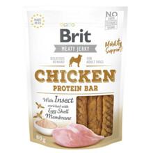BRIT Jerky Snack– Protein bar with Insect- przysmak dla psów 80g