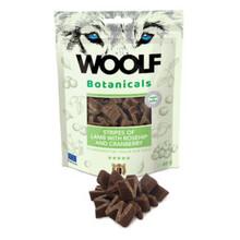 Woolf Botanicals Lamb stripes - przysmak dla psów z żurawiną i dziką różą