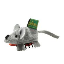 HUNTER Zabawka dla kota Biegająca Mysz, szara