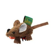 HUNTER Zabawka dla kota Biegająca Mysz, brązowa