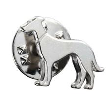 HUNTER Broszka w kształcie psa