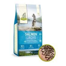 Isegrim Adult River Salmon with Berries and Wild Herbs - sucha karma dla dorosłych psów, łosoś z jagodami, 3kg