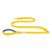 AMIPLAY Smycz regulowana Samba Easy Fix dla psa, kolor żółty