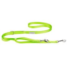 AMIPLAY Smycz regulowana Samba 7in1 dla psa, kolor zielony