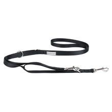AMIPLAY Smycz regulowana Samba 7in1 dla psa, kolor czarny