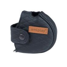 AMIPLAY Obudowa na smycz Cambridge Infini, kolor czarny