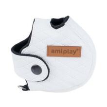 AMIPLAY Obudowa na smycz Cambridge Infini, kolor biały