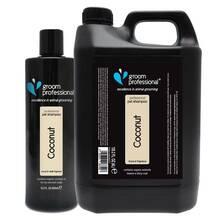 Groom Professional Coconut Shampoo - szampon kokosowy, koncentrat 25:1