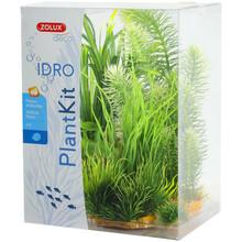 ZOLUX Plantkit IDRO N°3 - zestaw sztucznych roślin do akwarium