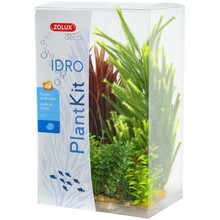 ZOLUX Plantkit IDRO N°4 - zestaw sztucznych roślin do akwarium